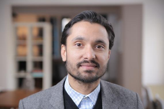 CREATIVE: Farid Haque, founder and CEO of Erly Stage Studios