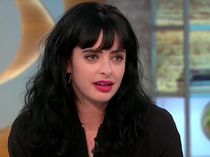 Krysten Ritter Reveals the Thing Only Dudes Ask for at ...
