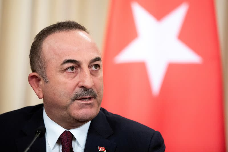 Turkey says UAE spreading chaos in Middle East
