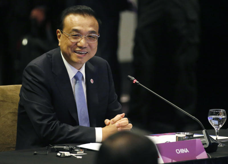 The Latest: Southeast Asian-centered trade pact delayed