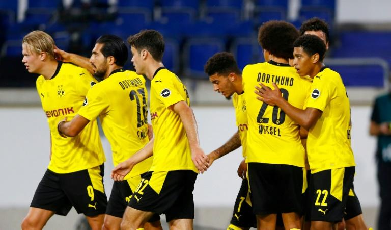 Bellingham scores on Dortmund bow in German Cup win