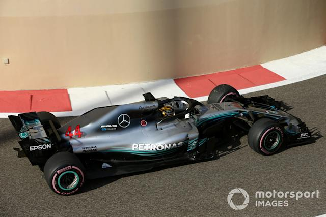 """2018: Mercedes AMG F1 W09 <span class=""""copyright"""">Lionel Ng / Motorsport Images</span>"""