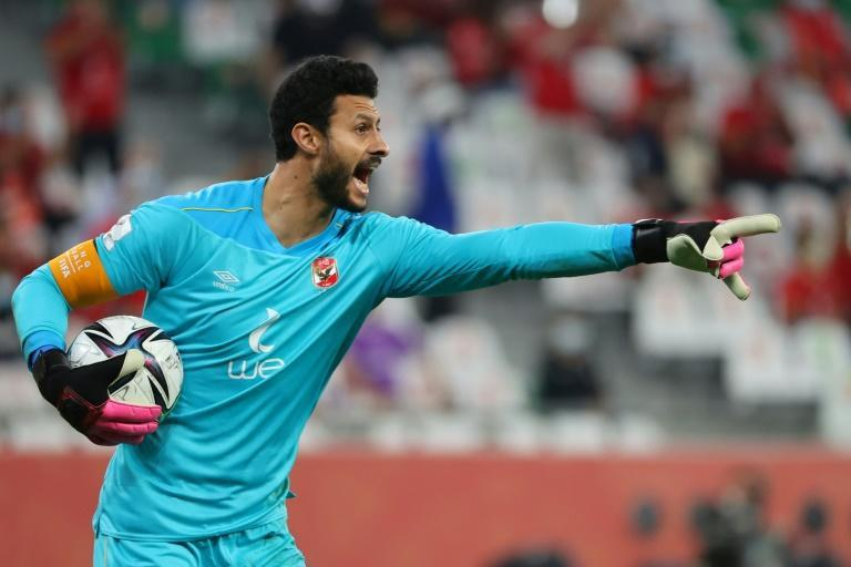 Al Ahly captain Mohamed el Shenawy is widely regarded as the best goalkeeper in Africa