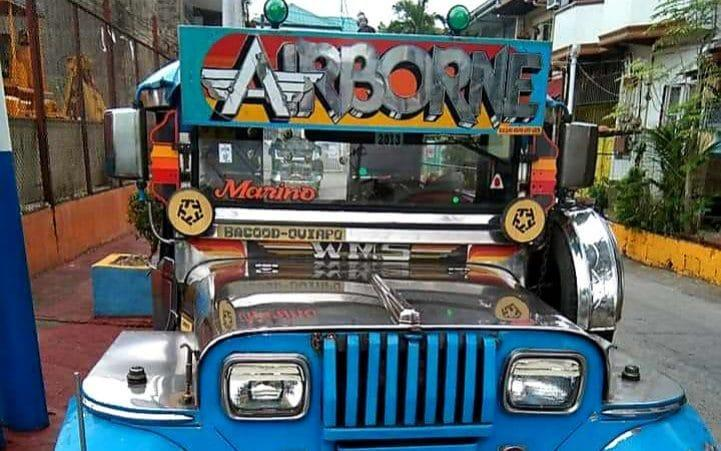 Jeepneys are a national symbol of the Philippines - Dan Olanday