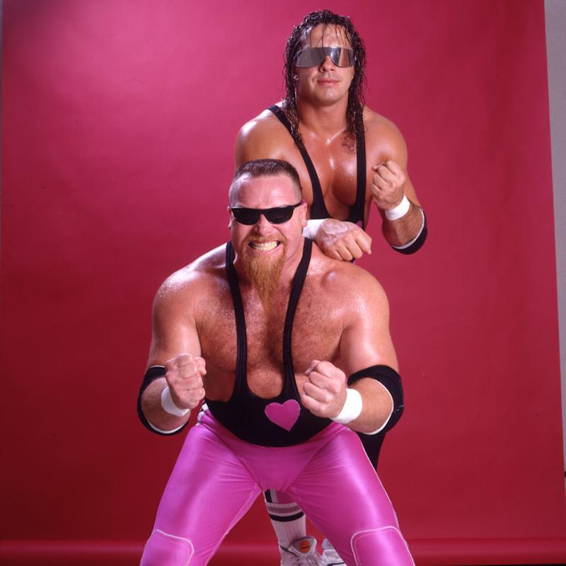 The Hart Foundation is taking their deserving spot in the WWE Hall of Fame.