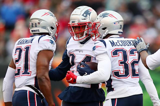 The Patriots secondary is probably salivating at the prospect of facing the Dolphins. (Photo by Bobby Ellis/Getty Images)