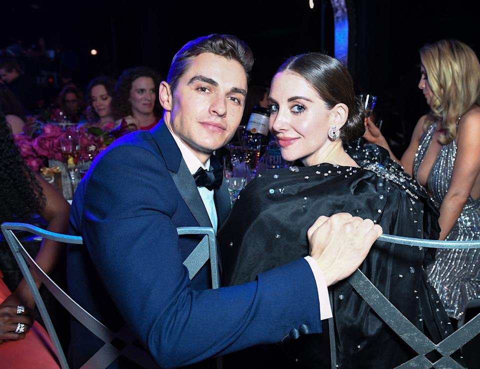 "Alison Brie and Dave Franco have been married since 2017, but they're a pretty private pair. In a <a href=""https://www.harpersbazaar.com/uk/celebrities/news/a21926870/alison-brie-dave-franco-choosing-no-children/"" target=""_blank"" rel=""noopener noreferrer"">June 2018 interview</a> with the Sunday Times, Brie called her marriage to Franco as ""super-mellow."" <br /><br />""We spend time together at night. We just like to hang out,"" <a href=""https://www.harpersbazaar.com/uk/celebrities/news/a21926870/alison-brie-dave-franco-choosing-no-children/"" target=""_blank"" rel=""noopener noreferrer"">she said</a>. ""Having a really supportive partner in my life and knowing that he loves me no matter what. I've found my person."""