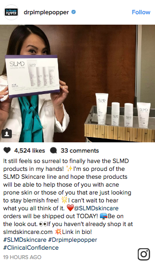 Dr. Pimple Popper's New Skin Care Line Will Take Down Your Acne