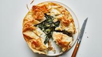 "<a href=""https://www.bonappetit.com/recipe/spanakopita-pie?mbid=synd_yahoo_rss"" rel=""nofollow noopener"" target=""_blank"" data-ylk=""slk:See recipe."" class=""link rapid-noclick-resp"">See recipe.</a>"