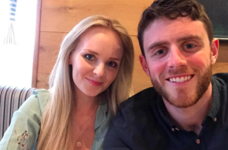 Devastating: The couple were due to go on their honeymoon