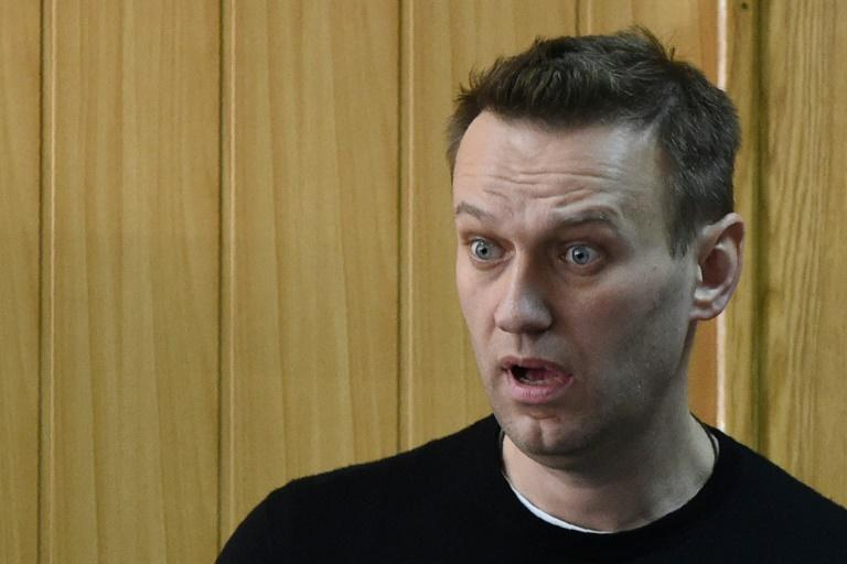 Navalny's defense team files appeal to overturn embezzlement verdict