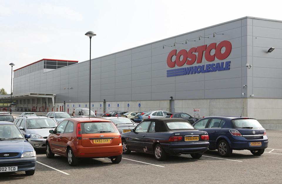 Discount retailer Costco is selling expensive diamond rings (PA)