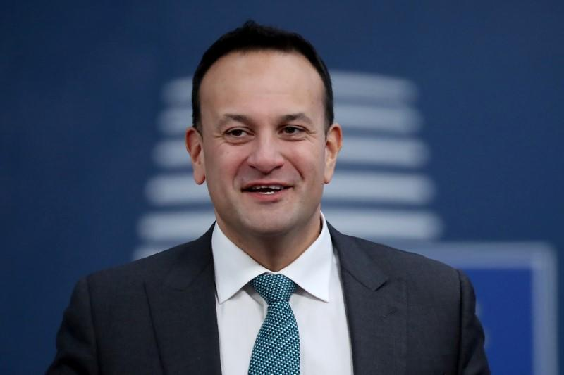 Irish PM willing to enter grand coalition with main rival