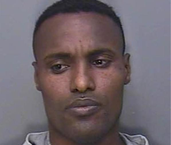 John Chalachew, 33, was found guilty of six rapes against three women and a man. (SWNS)