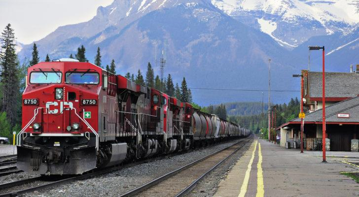 Canadian Pacific Railway Earnings: CP Stock Chugs Higher on Q2 Results