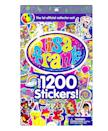 <p>They can have a totally grown-up sticker trading party with this <span>Lisa Frank Sticker Book</span> ($15). </p>