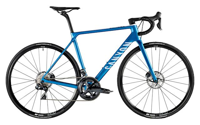 Canyon road bikes: Ultimate CF