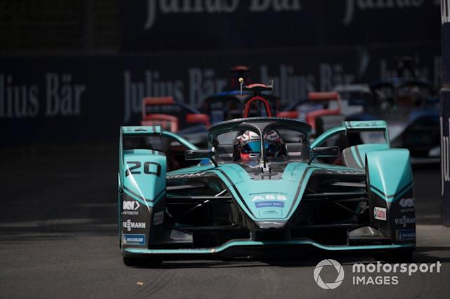 "Mitch Evans, Jaguar Racing, Jaguar I-Type 4 <span class=""copyright"">Sam Bloxham / Motorsport Images</span>"