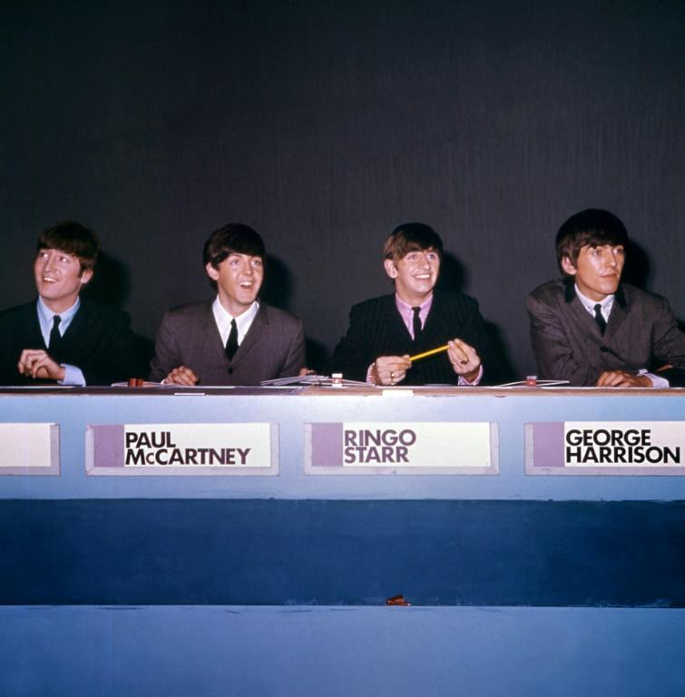 The Fab Four split in 1970