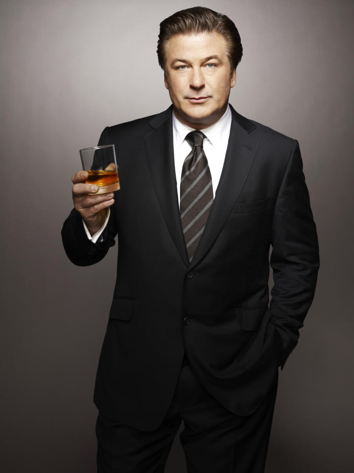 "Lead Actor in a Comedy Series: Alec Baldwin, ""30 Rock"""