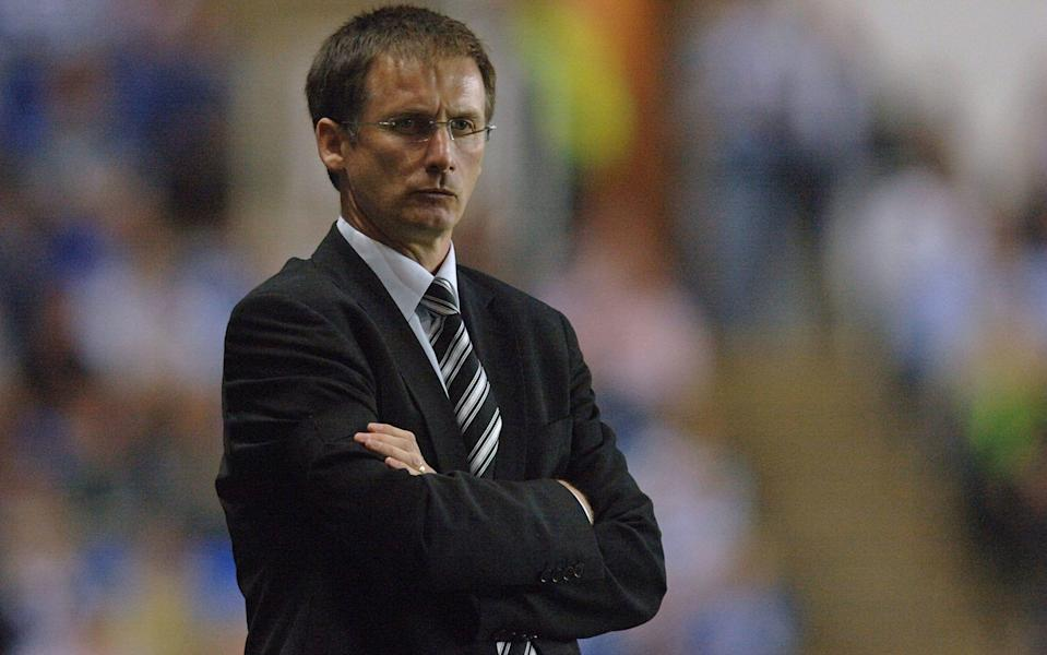 Glenn Roeder has died aged 65 - PA