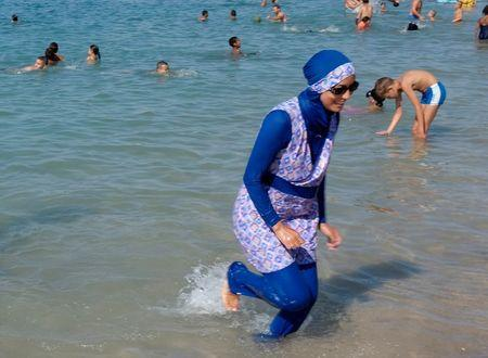 France's burkini ban a 'stupid reaction' to extremism, UN says