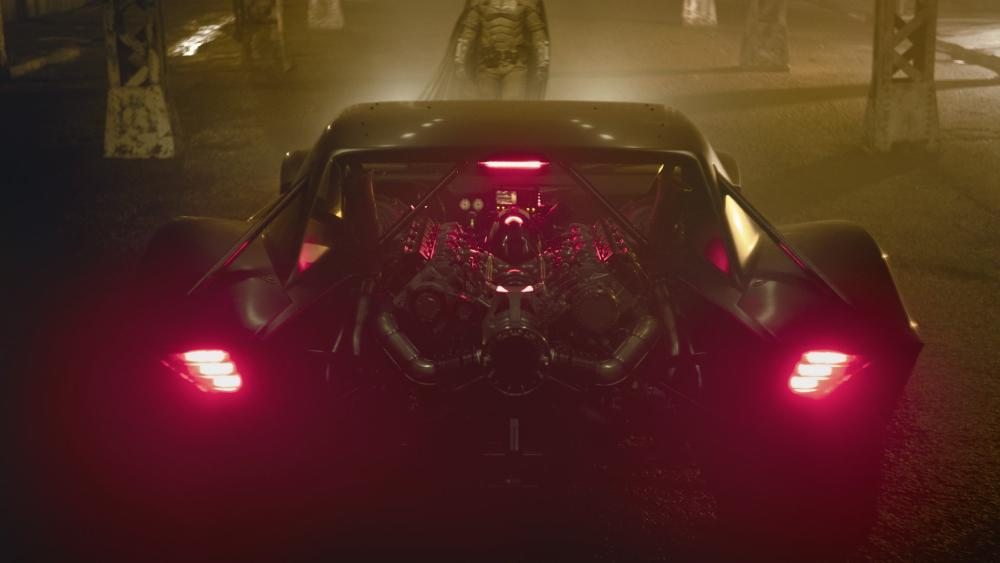 The New Batmobile Looks Like a Souped-Up '70s Muscle Car and We Can't Wait to See More