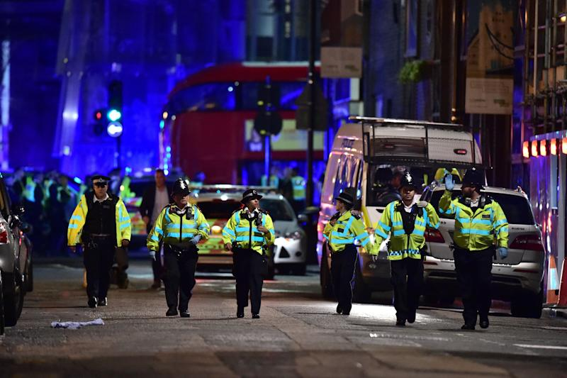 The London Bridge attack took place last June (Picture: PA)