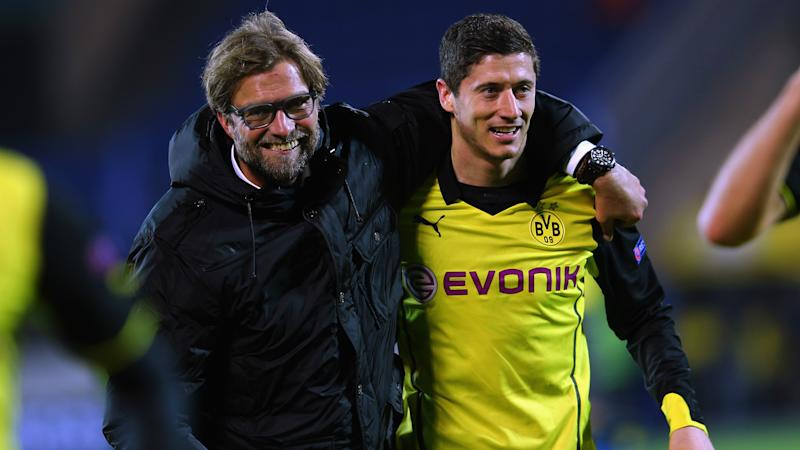 'Klopp has two faces' - Lewandowski names Liverpool boss as his favourite manager