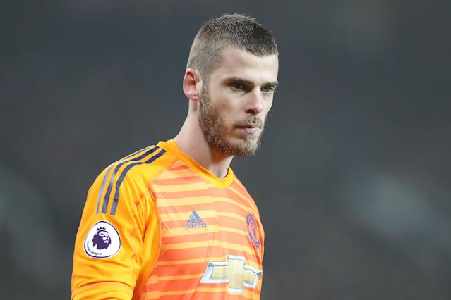 Manchester United goalkeeper David de Gea is reportedly on the brink of signing new terms