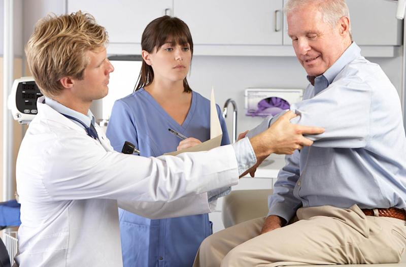 Joint-Replacement Surgery Gets Boomers Back in the Game