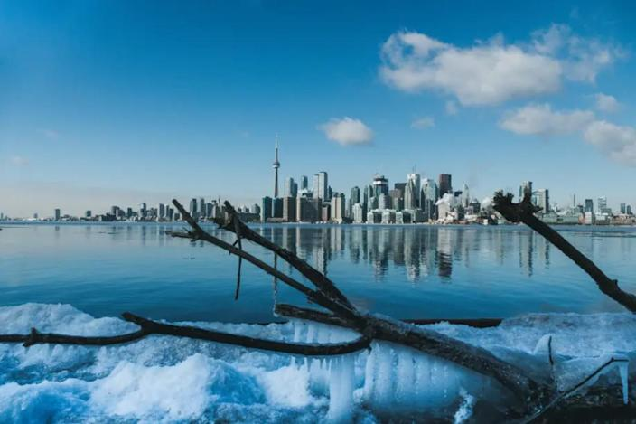 The CN Tower had a 31-year streak and then a chunk of ice fell on a pedestrian