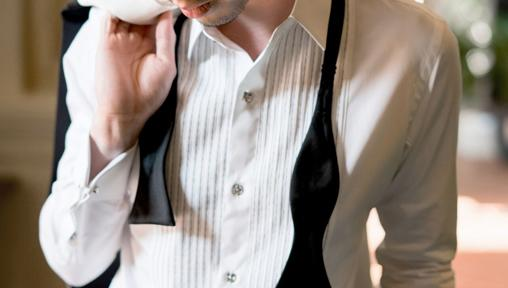 Make Way for the Festive Season with these Tuxedo Shirts