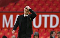 Ole Gunnar Solskjaer will be under big pressure if Manchester United fail to make it out of their group