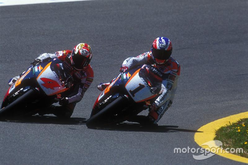 "1996 - Mick Doohan, Honda<span class=""copyright"">Gold and Goose / Motorsport Images</span>"