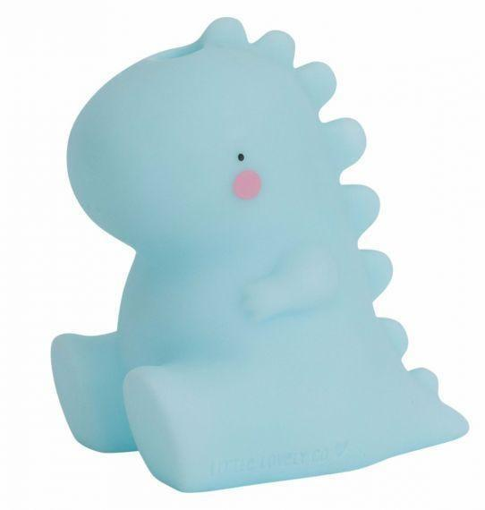 <p><span>A Little Lovely Company Dino Toy</span> ($13) goes right into the bath. Plus it's BPA- and lead-free.</p>
