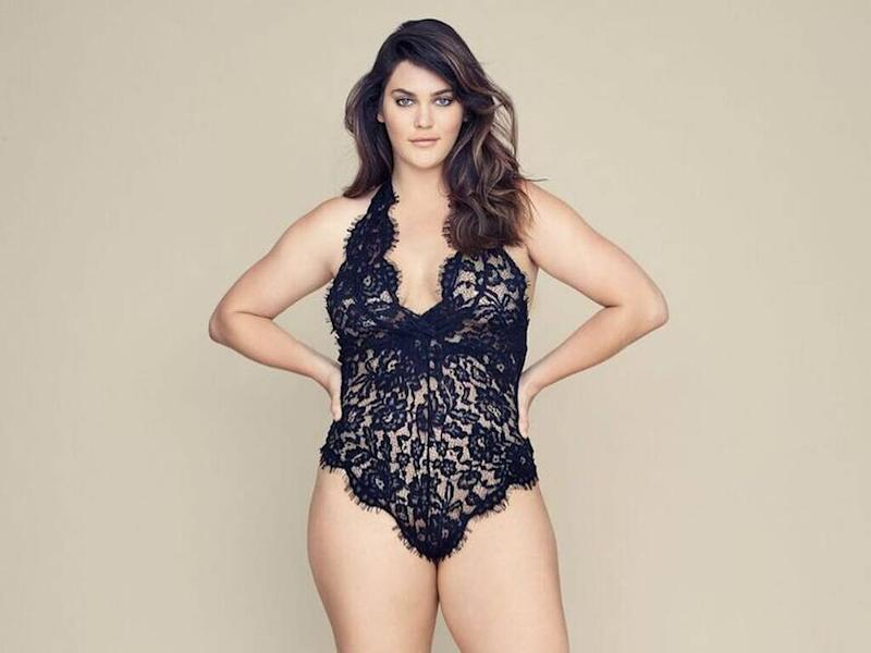 Ali Tate Cutler becomes Victoria Secret's first plus-size model