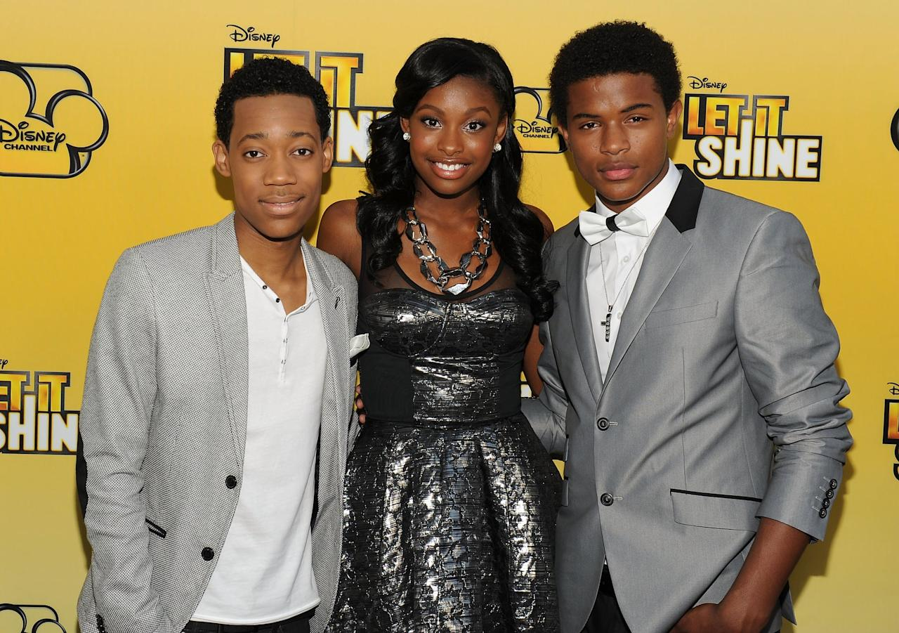 <p>Trevor was part of the Disney family way before he booked a role on <strong>Grown-ish</strong>. In 2012, he starred alongside Tyler James Williams and Coco Jones in the Disney Channel original movie, <strong>Let It Shine</strong>.<br></p>