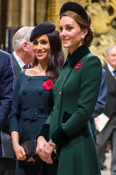 Kate Middleton Left in Tears by Pre-Wedding Clash with Meghan