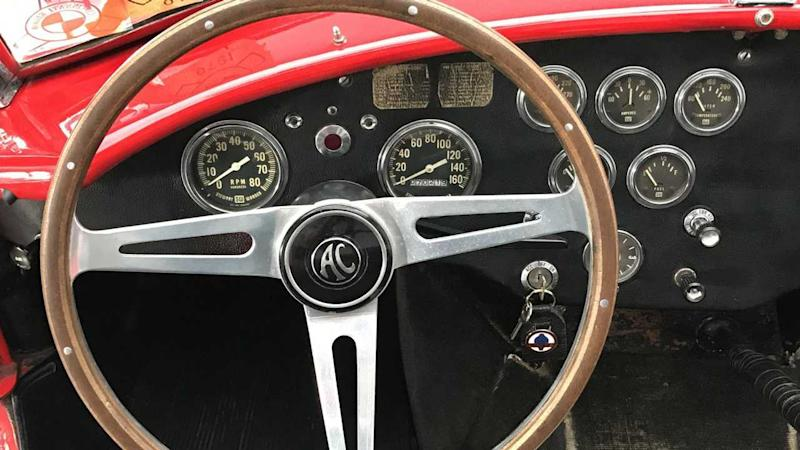 Ten Things You Didn't Know About The Shelby Cobra