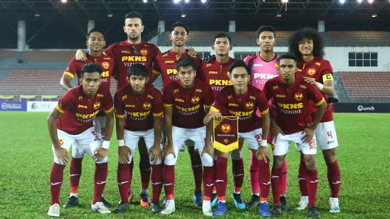 Malaysian professional football action returns in Shah Alam