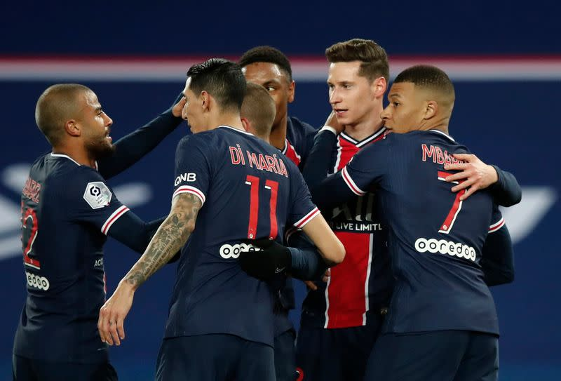 Ligue 1 - Paris St Germain v Nantes
