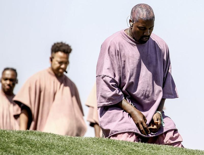 Kanye West | Rich Fury/Getty Images for Coachella
