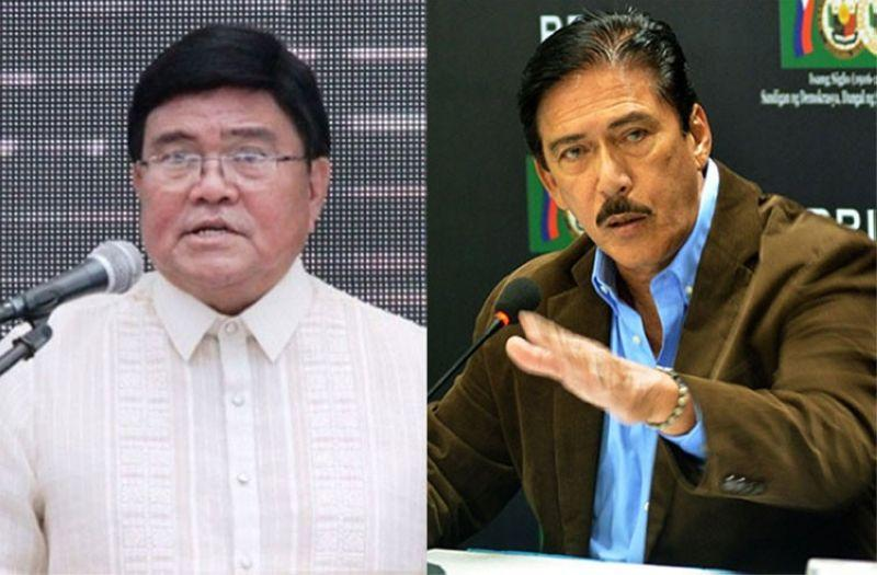 Bzzzzz: Sotto calls Manilans hard-headed. Labella's 'propensity to investigate' recalls ex-guv's love for 'will study it.'