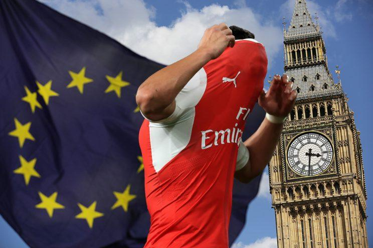 Football, so often deemed to be untouchable in its own little world, is set to be affected by 'Brexit.'