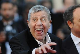 Cannes: Jerry Lewis Skewered for Latest Bad-Taste, Sexist Remarks