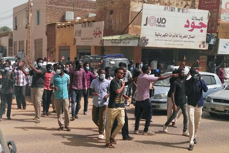 Hunted Professionals Plan Sudan's Protests From the Shadows
