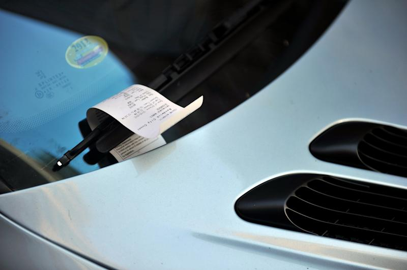 Parking rangers are being asked to use their discretion and only issue fines under certain circumstances. Source: AAP