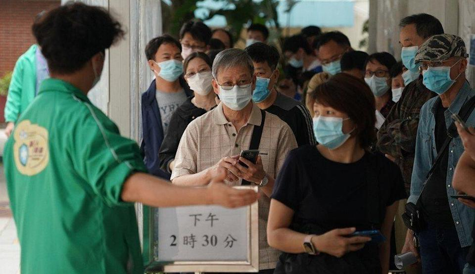 Take-up for Hong Kong's vaccination programme has been slow. Photo: Felix Wong