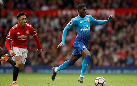 Ashley Maitland-Niles  - Credit: Reuters